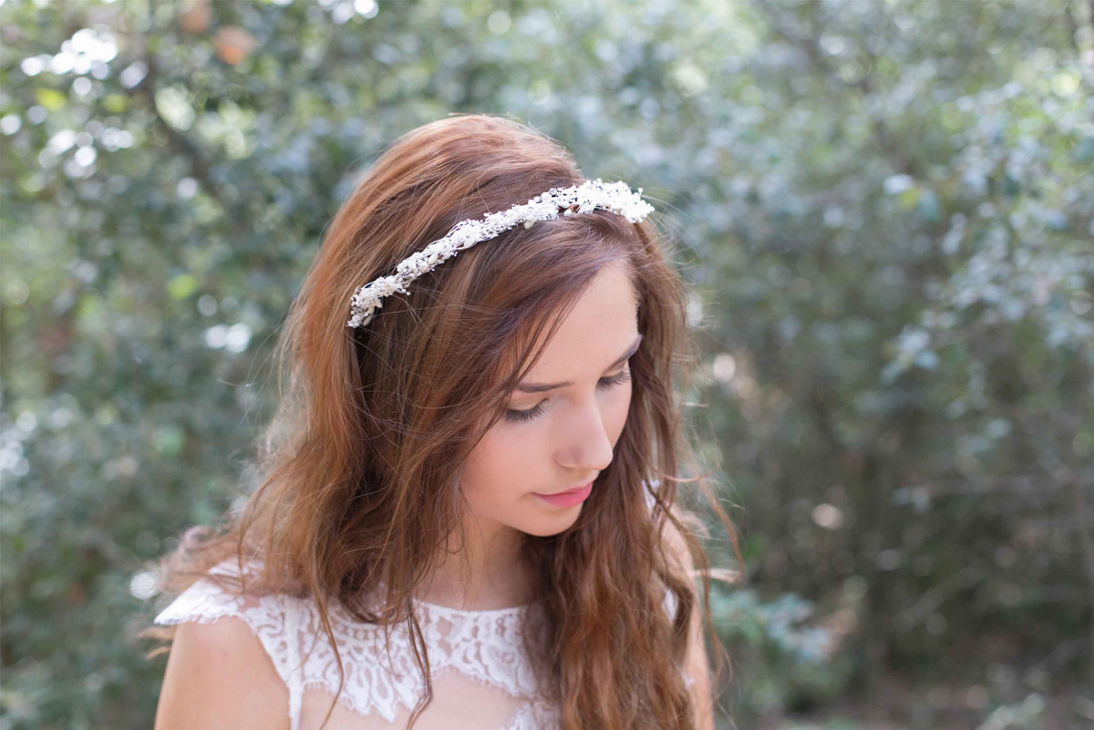 boho fleurs baies boheme mariage marie