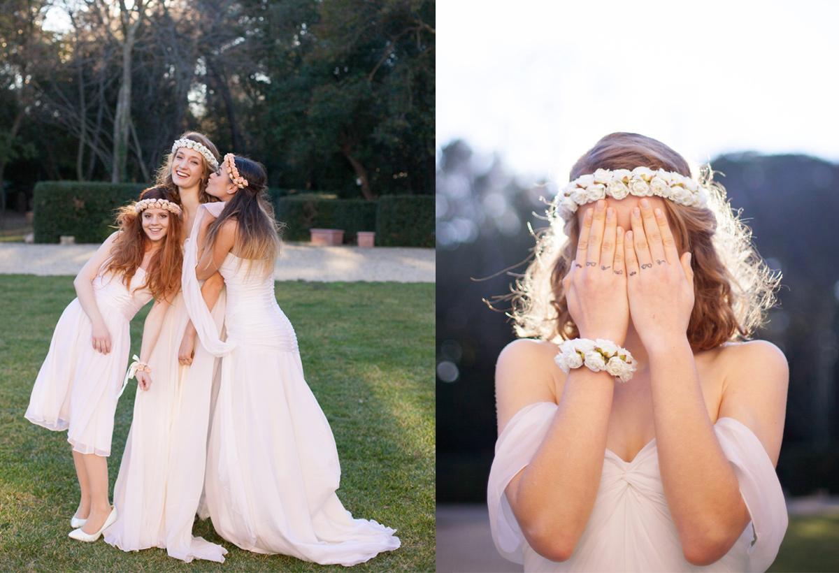Headbands et Bracelets Rosie