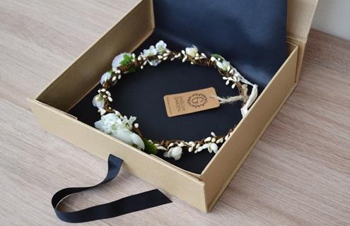 Boîte individuelle couronne Grace