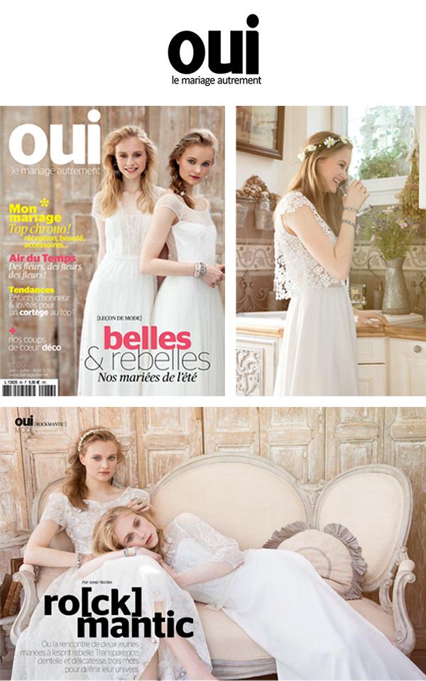 Article Oui magazine