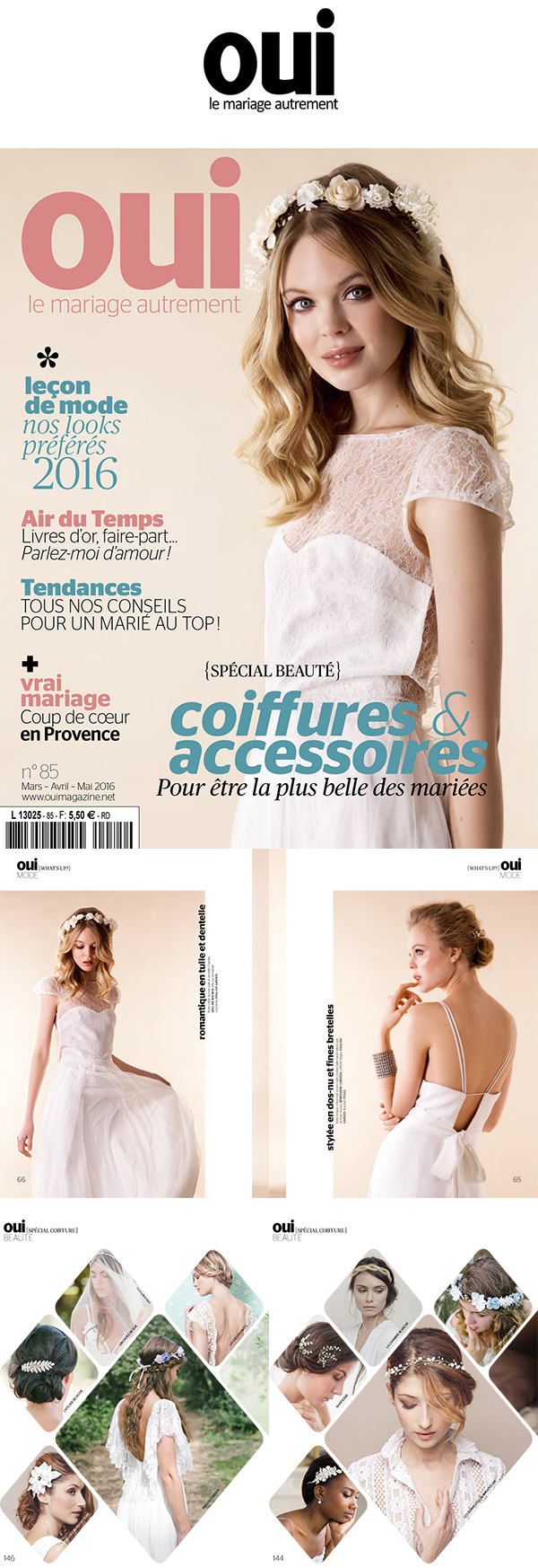 Article Oui Magaziner